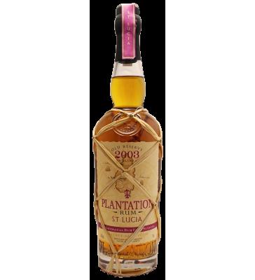 Plantation Rum St Lucia 2003 - Maison Ferrand