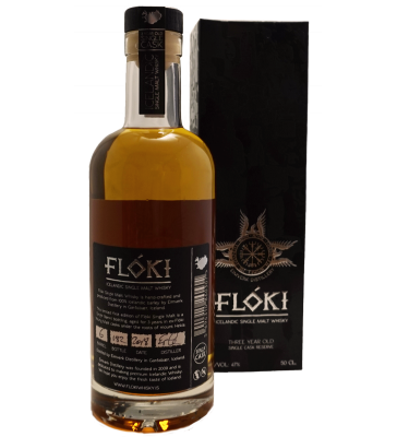 Floki Icelandic Single Malt dos
